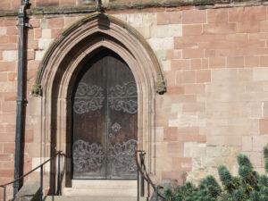 Peter Johnson - A Church Arch